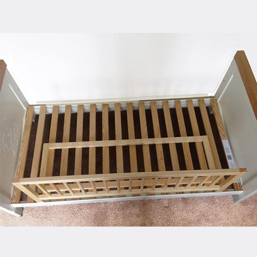 barandilla para cama de adulto leroy merlin hecha en madera