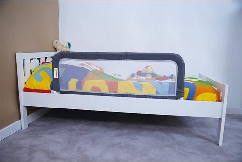 barandilla protectora para camas de bebes