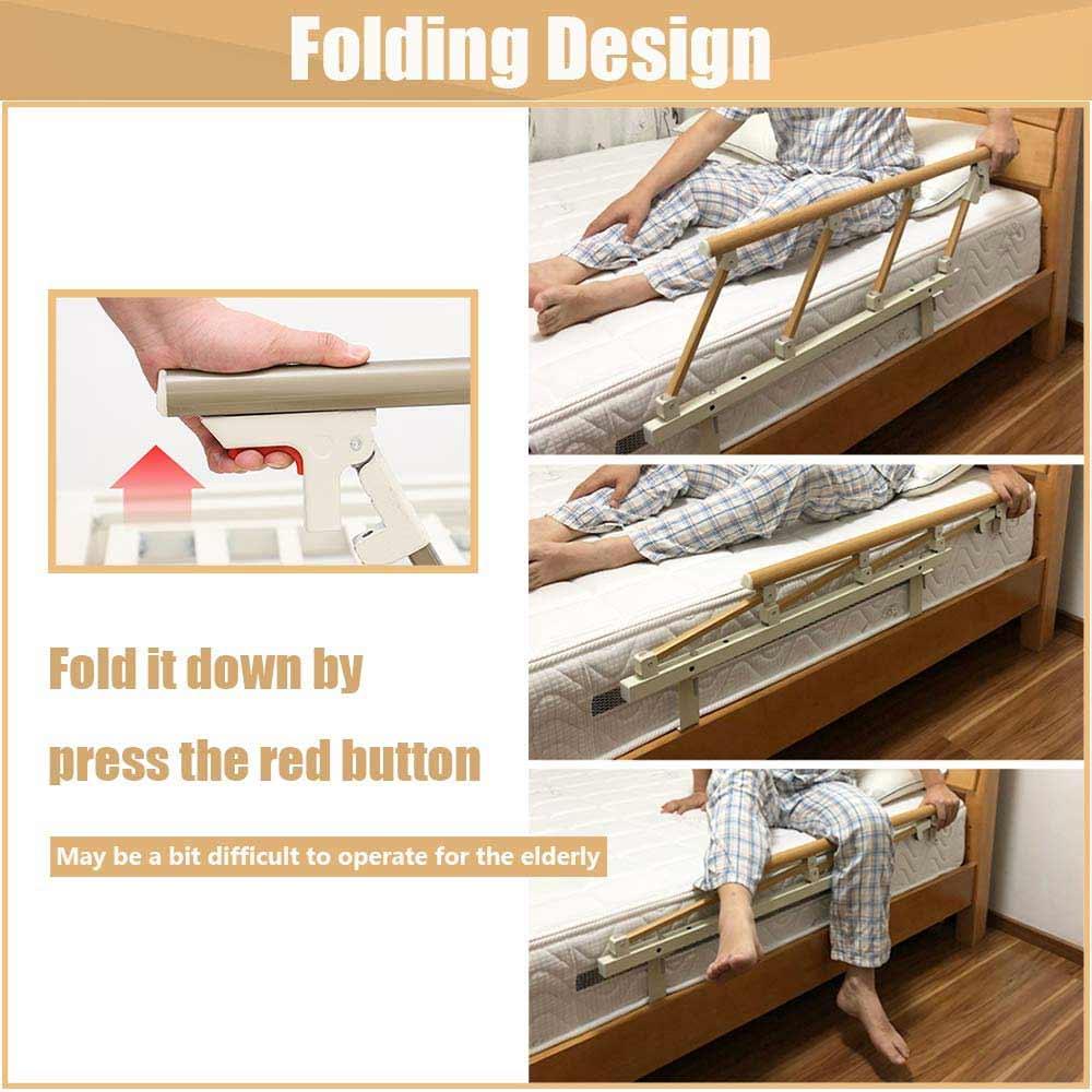 mejor barrera para cama de adulto