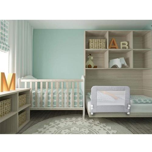 barandilla para cama de bebe de 90 cm de largo