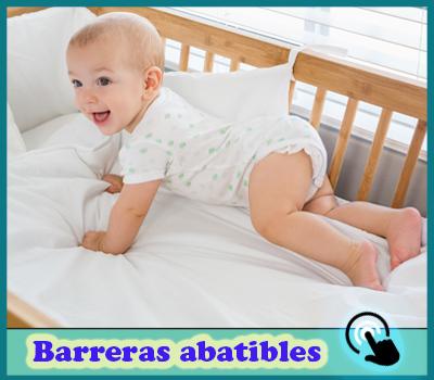 mejores barreras de cama abatibles